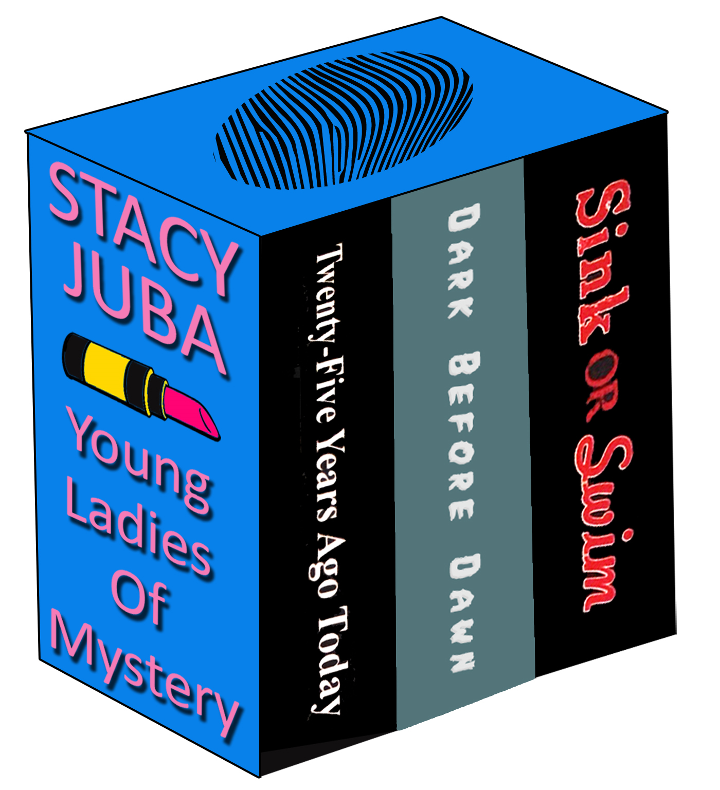 Young Ladies of Mystery Boxed Set By: Stacy Juba