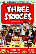 The Three Stooges, Number 5, Alotta Bull