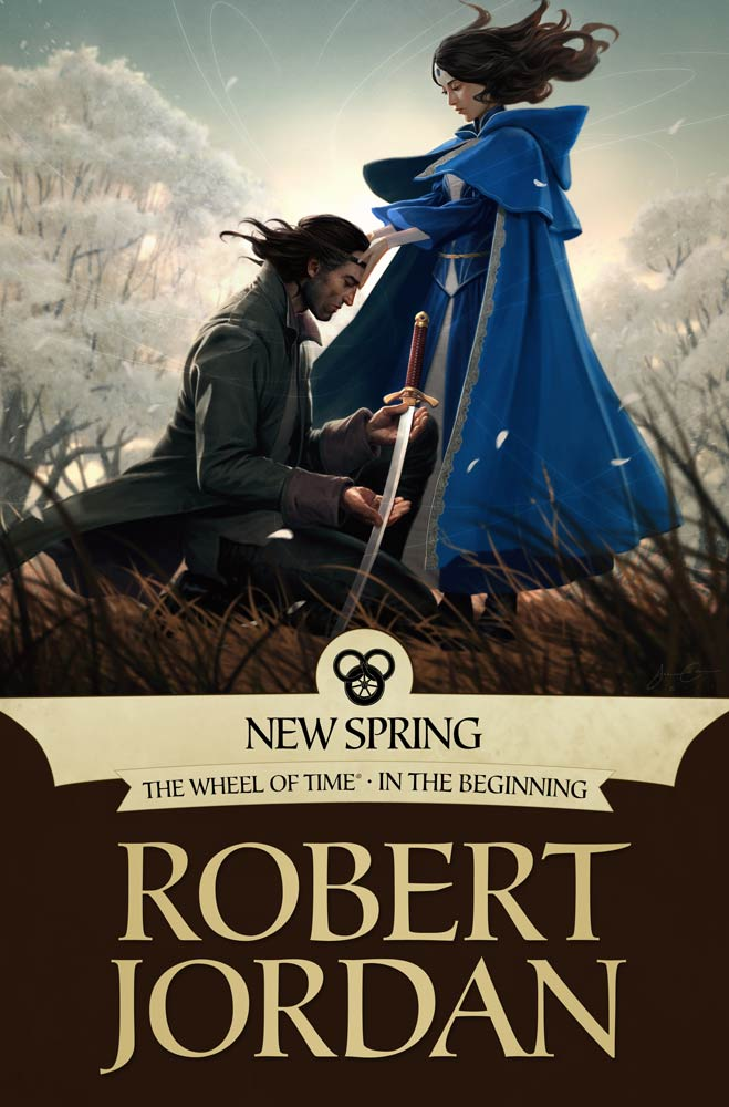 New Spring By: Robert Jordan