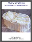 online magazine -  168- Moses Basket Cover Knitting Patterns #168