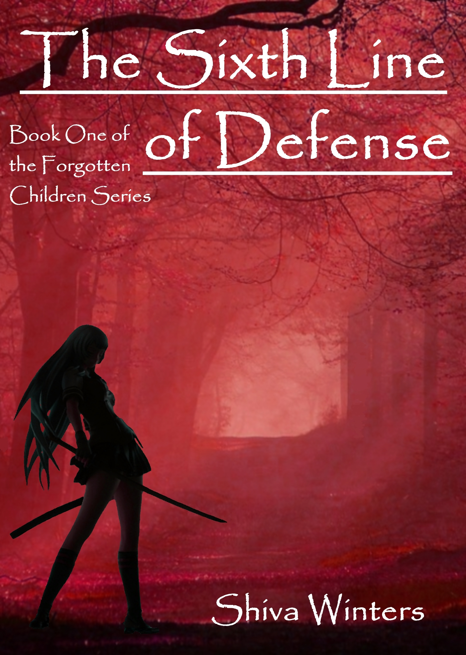 The Sixth Line of Defense By: Shiva Winters