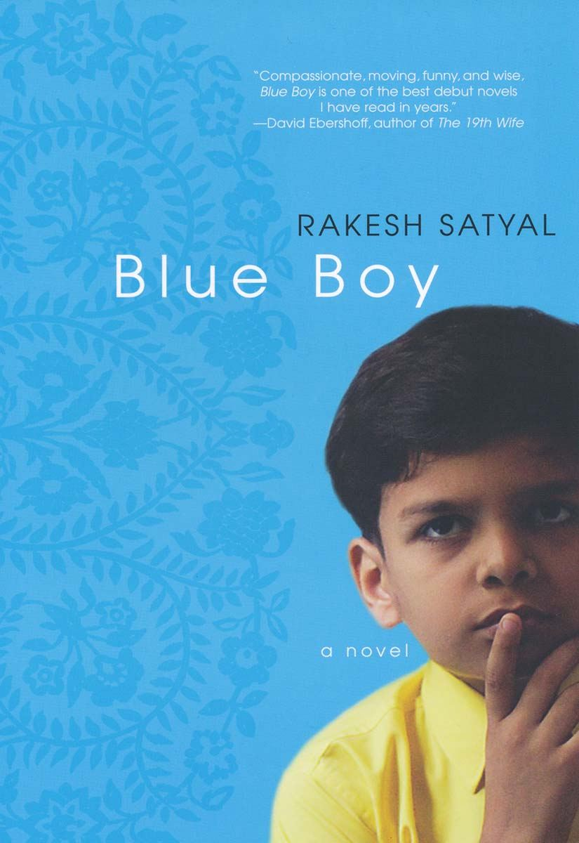 Blue Boy By: Rakesh Satyal