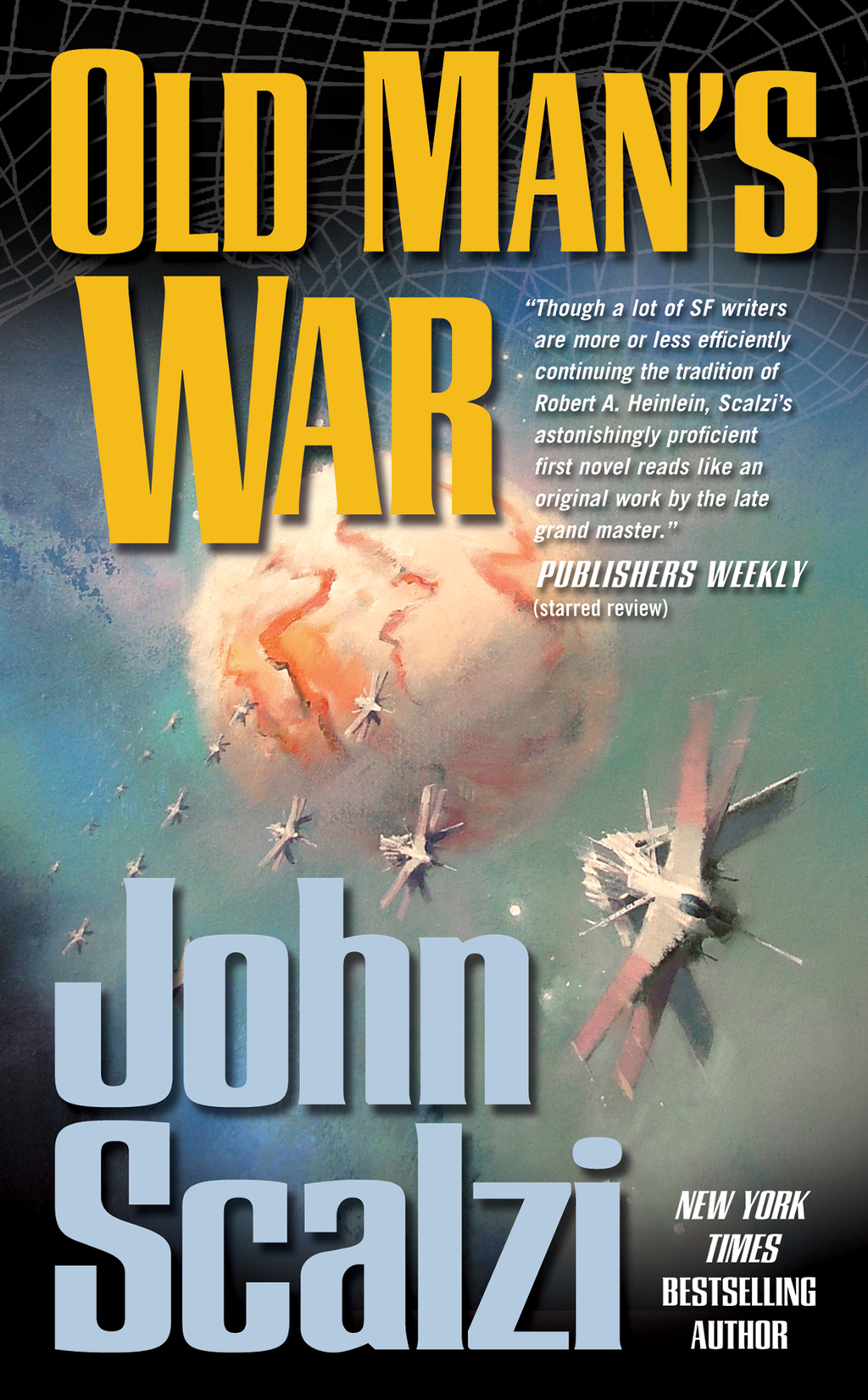 Old Man's War By: John Scalzi