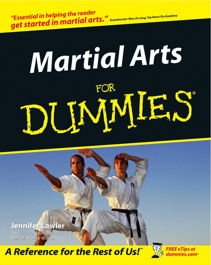 Martial Arts For Dummies  By: Jennifer Lawler