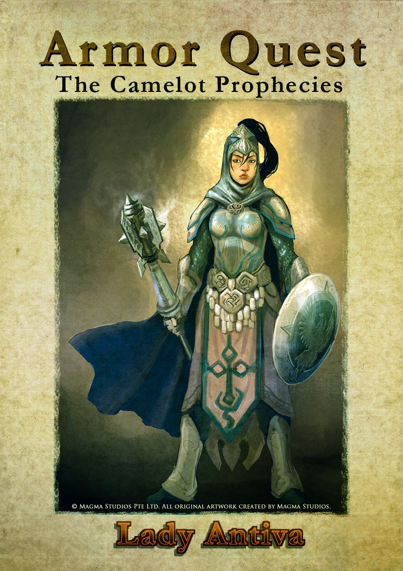 Armor Quest: The Camelot Prophecies