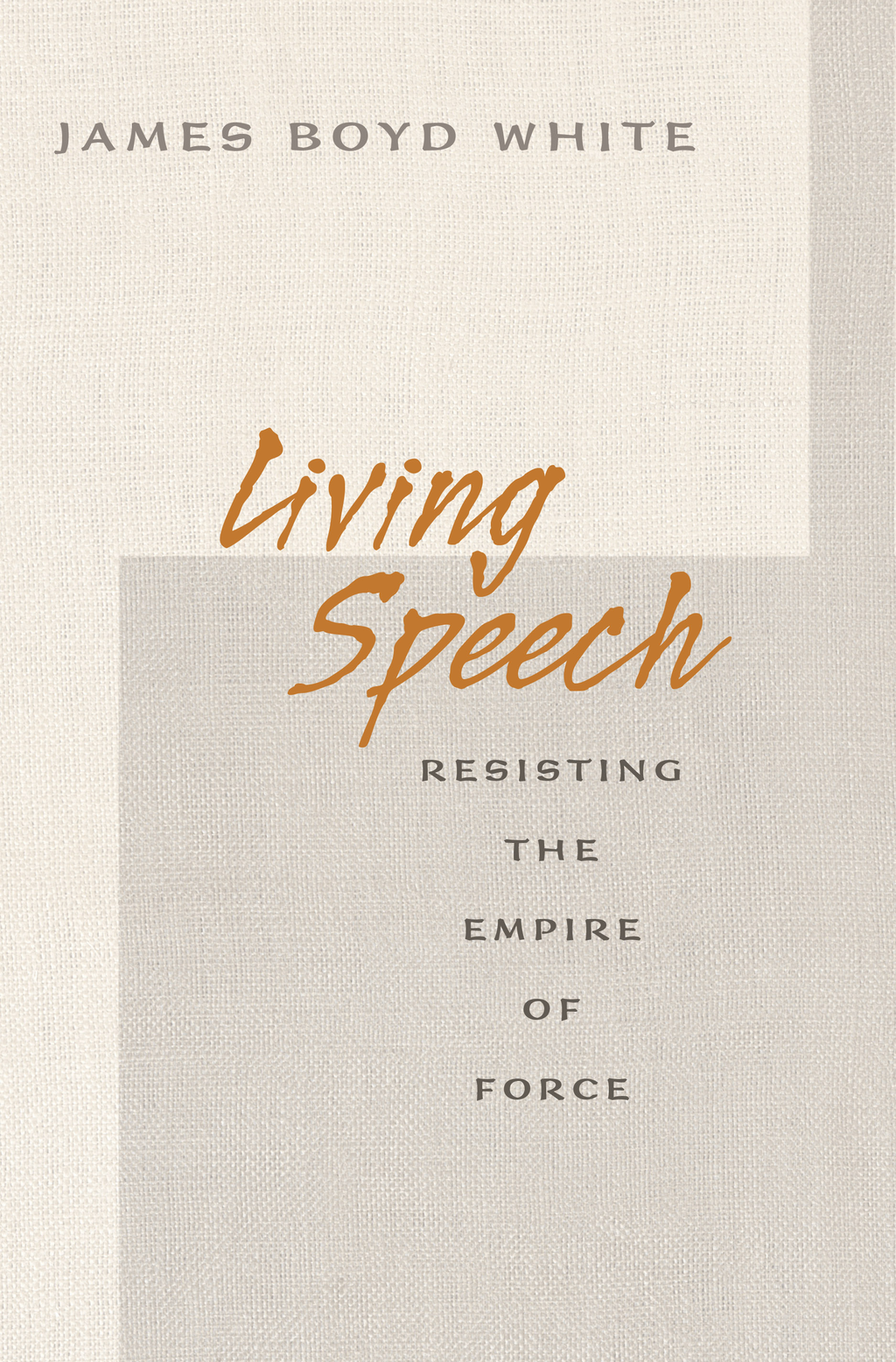 Living Speech