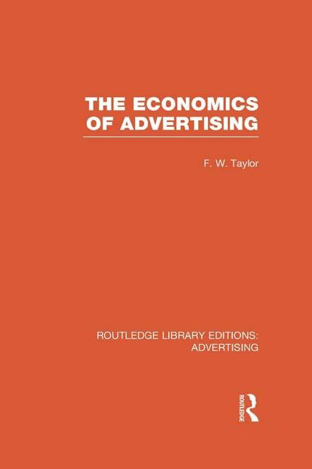 economics implication of advertising