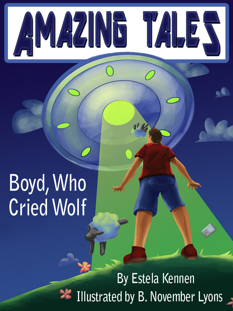 Boyd, Who Cried Wolf By: Ella Kennen,B. November Lyons