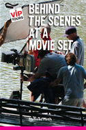 Behind The Scenes At A Movie Set