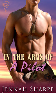 In the Arms of a Pilot