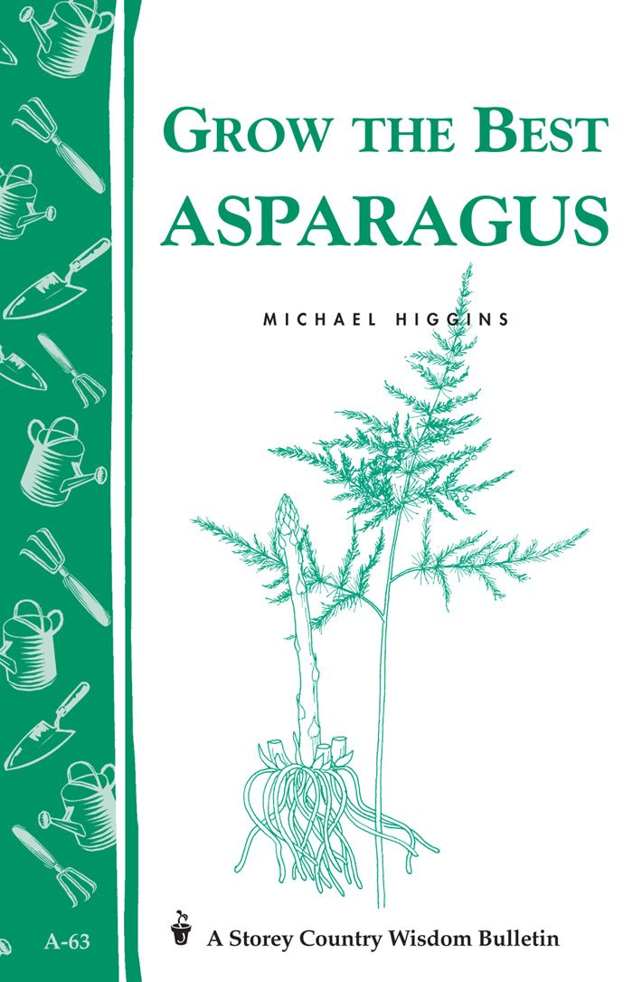 Grow the Best Asparagus By: Michael Higgins