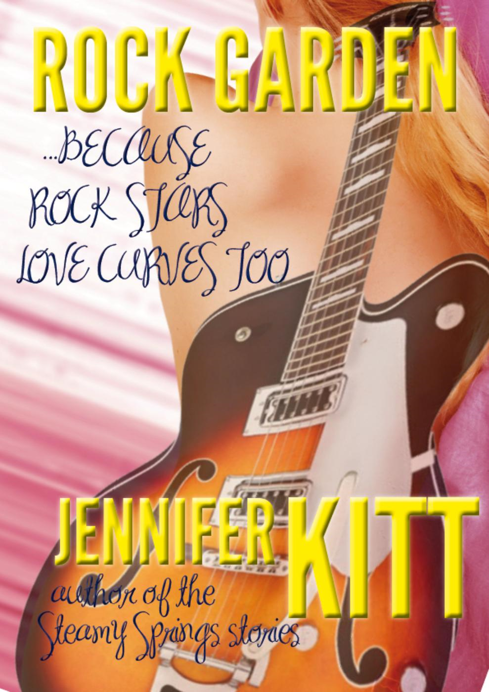 Jennifer Kitt - Rock Garden