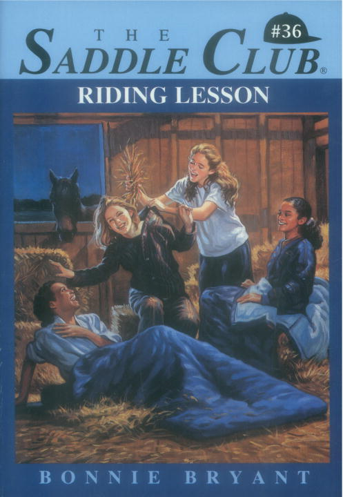 Riding Lesson By: Bonnie Bryant
