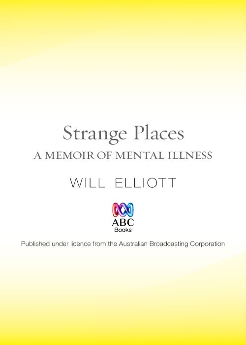 Strange Places: A Memoir of Mental Illness