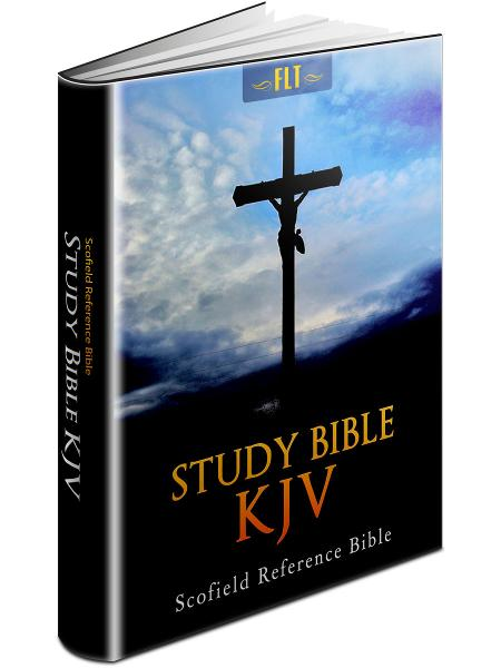 Study Bible KJV: Scofield Reference Notes 1917