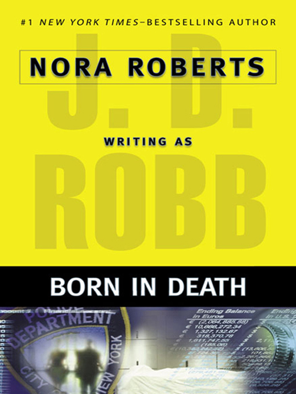 Born in Death By: J. D. Robb