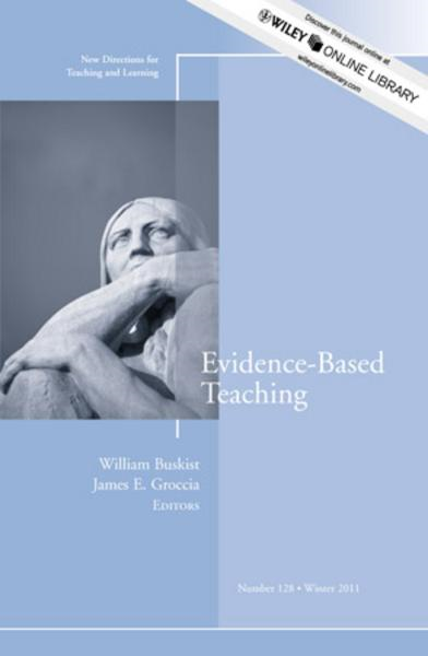 Evidence-Based Teaching By: