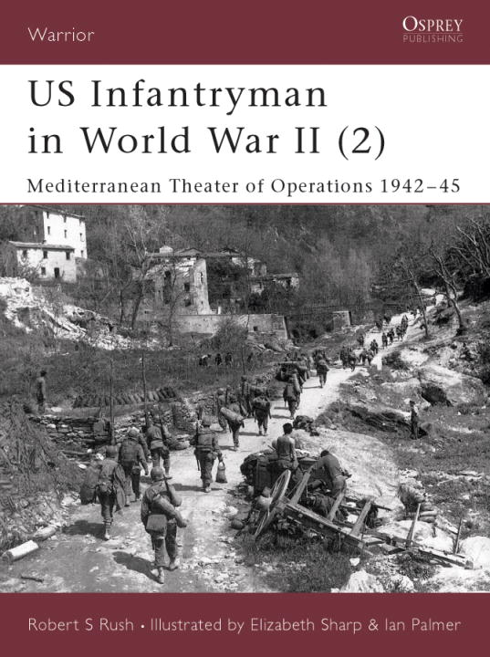 US Infantryman in World War II (2)