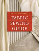 online magazine -  Claire Shaeffer's Fabric Sewing Guide