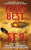 Years Best Science Fiction 9
