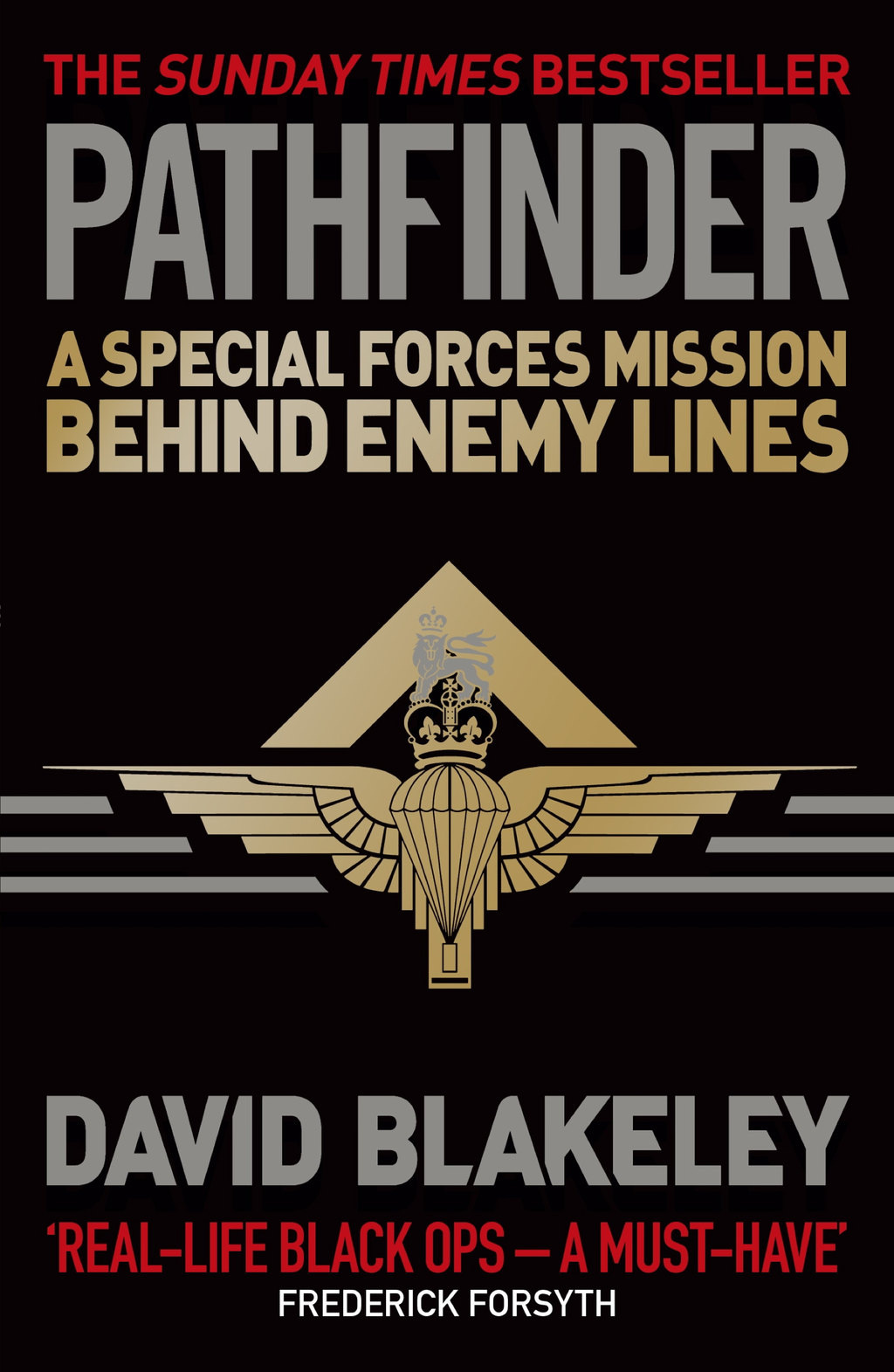 Pathfinder A Special Forces Mission Behind Enemy Lines
