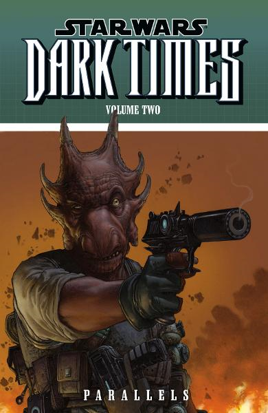 Star Wars: Dark Times Volume 2  By: Mick Harrison, Dave Ross (Penciller), Lui Antonio (Penciller), Doug Wheatley (Cover Artist)