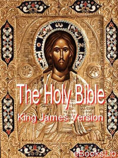 The Holy Bible: King James Version By: Various