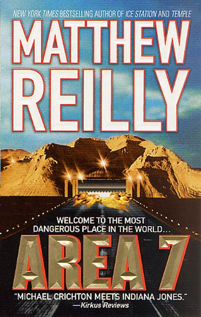 Area 7 By: Matthew Reilly