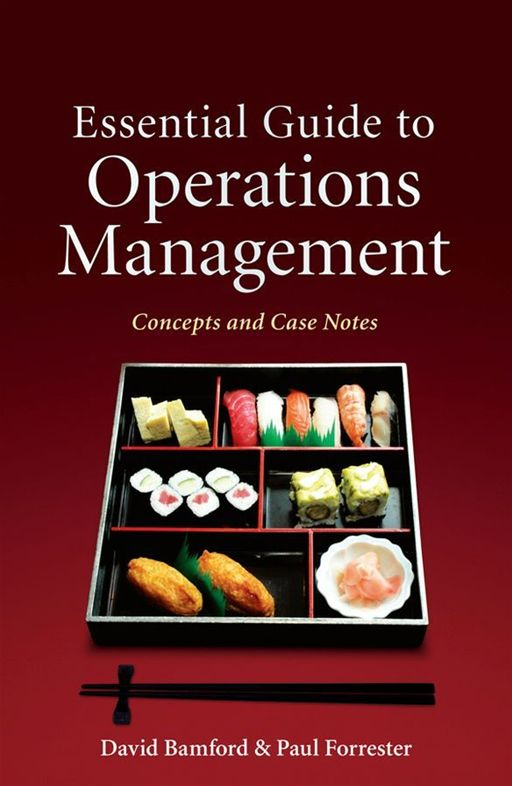 Essential Guide to Operations Management