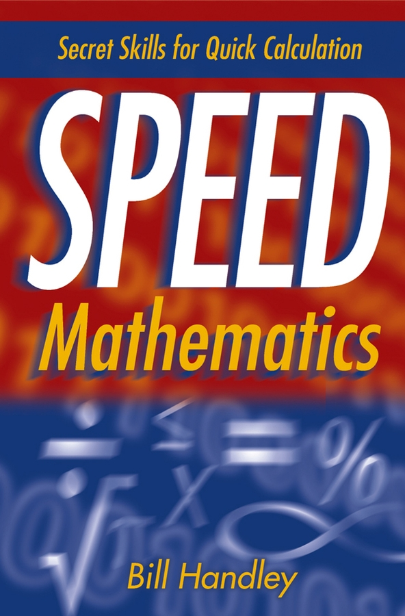 Speed Mathematics