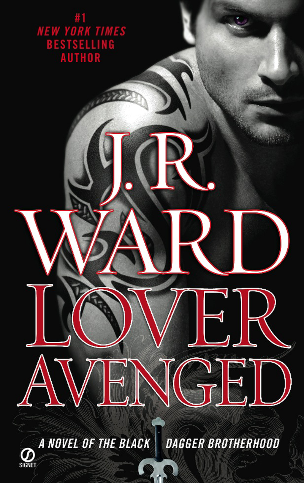 Lover Avenged By: J.R. Ward