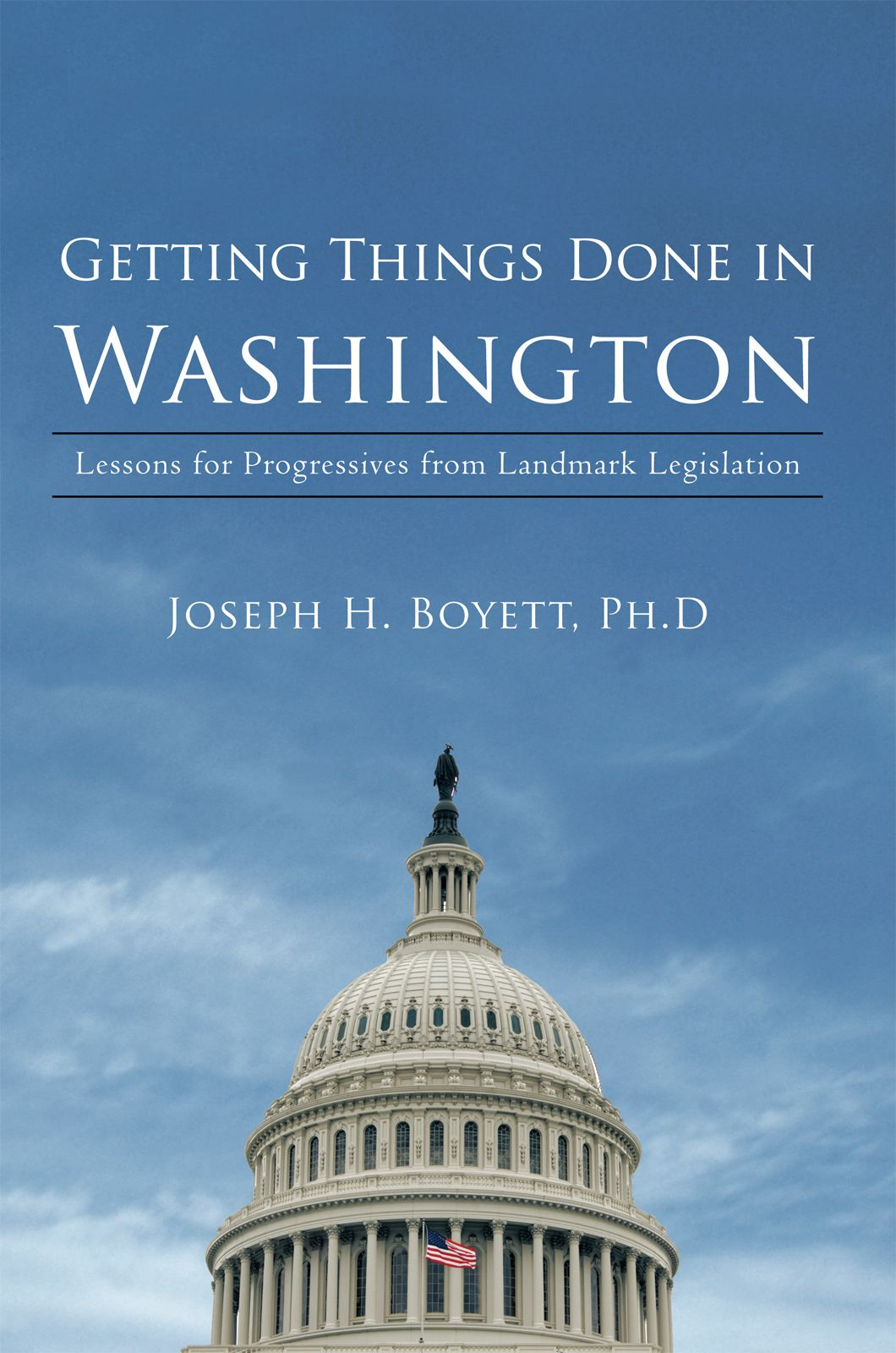 Getting Things Done in Washington