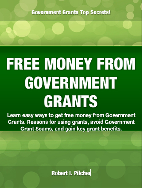 FREE MONEY FROM GOVERNMENT GRANTS