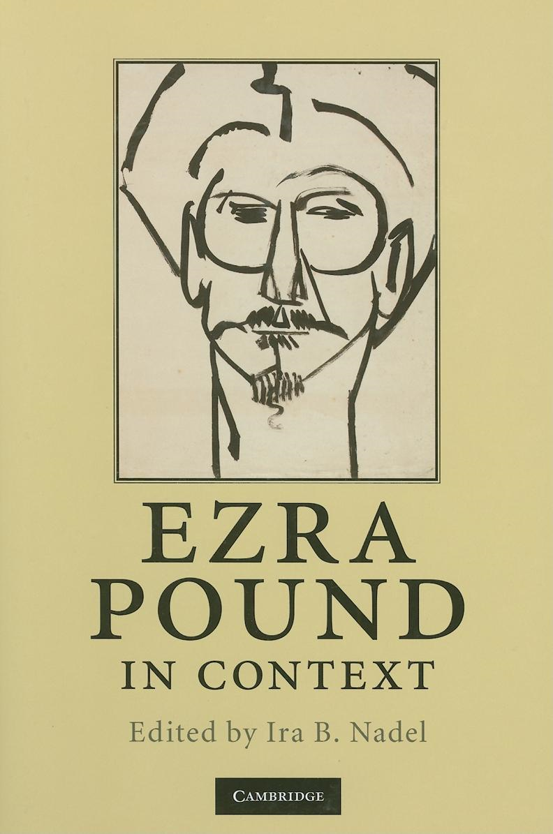 an introduction to the literature by ezra pound