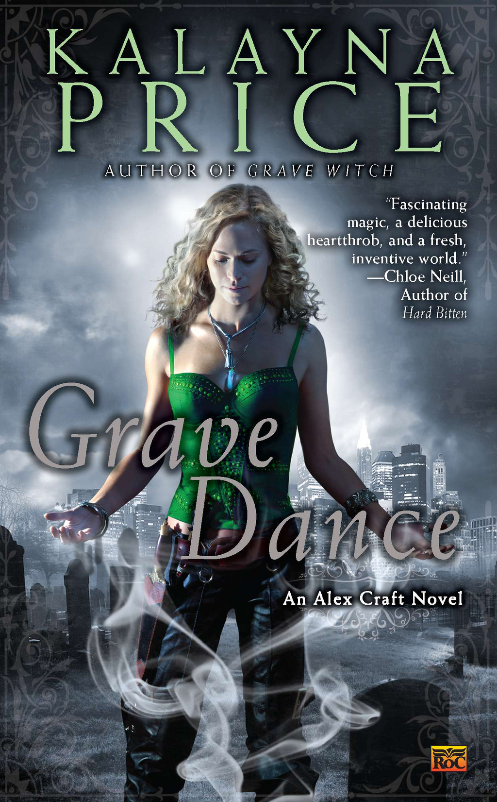 Grave Dance By: Kalayna Price