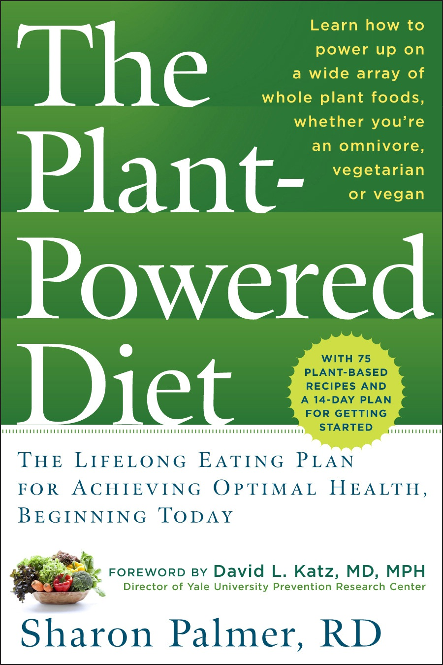 The Plant-Powered Diet By: Sharon Palmer, RD
