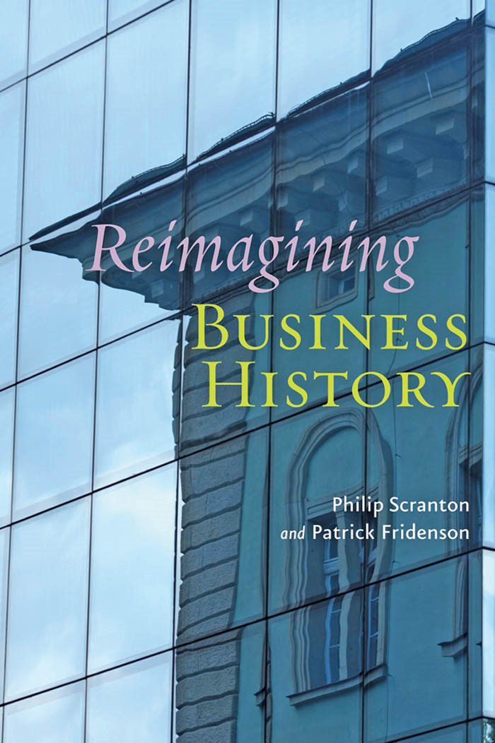Reimagining Business History