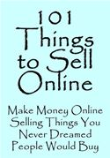 online magazine -  101 Things to Sell Online