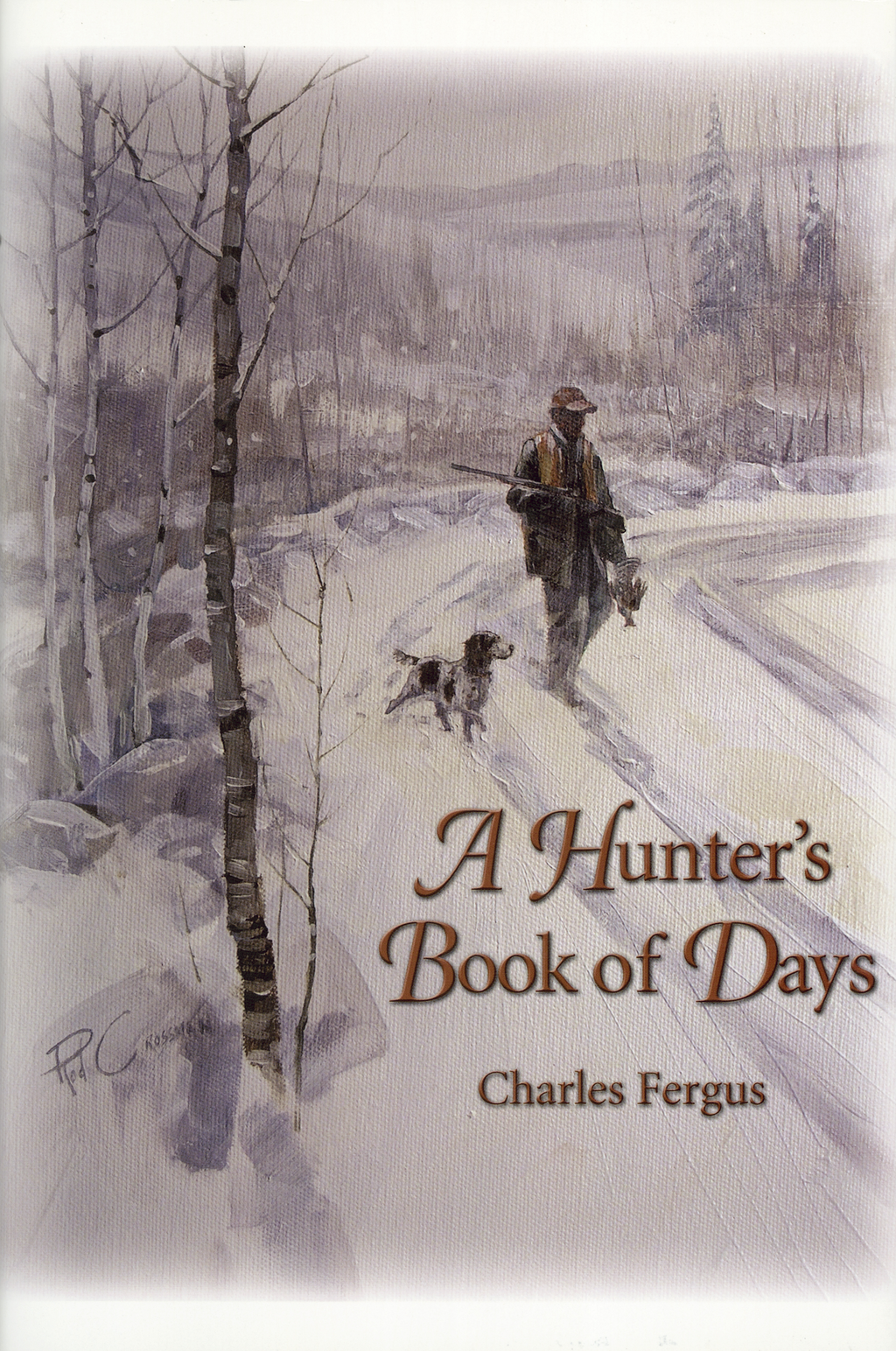 A Hunter's Book of Days