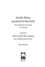 Hein Marais - South Africa Pushed to the Limit: Chapter 9
