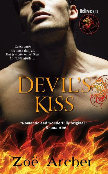 Devils Kiss By: Zoe Archer