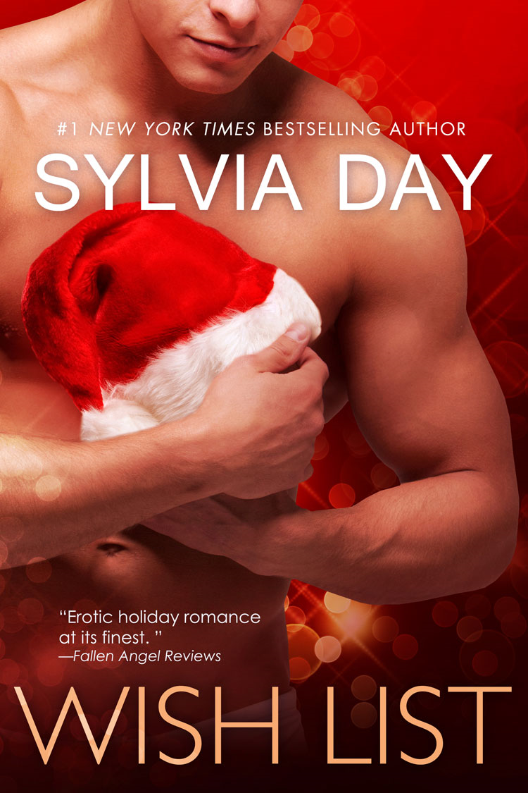 Wish List By: Sylvia Day
