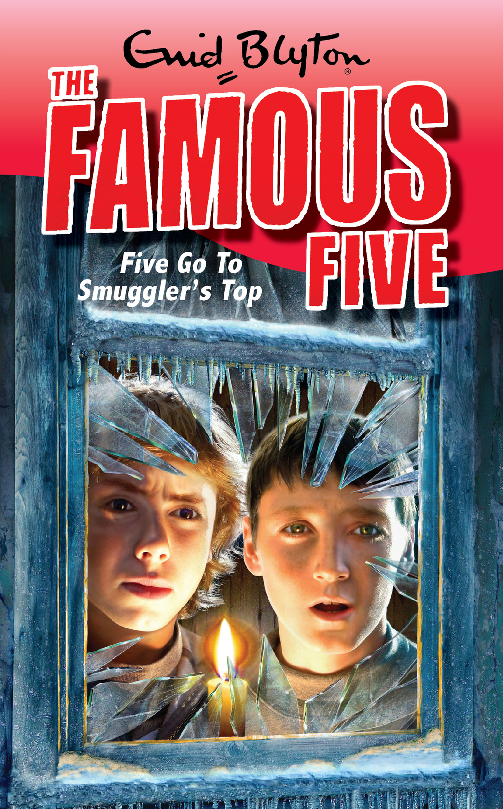 Famous Five 4: Five Go To Smuggler's Top