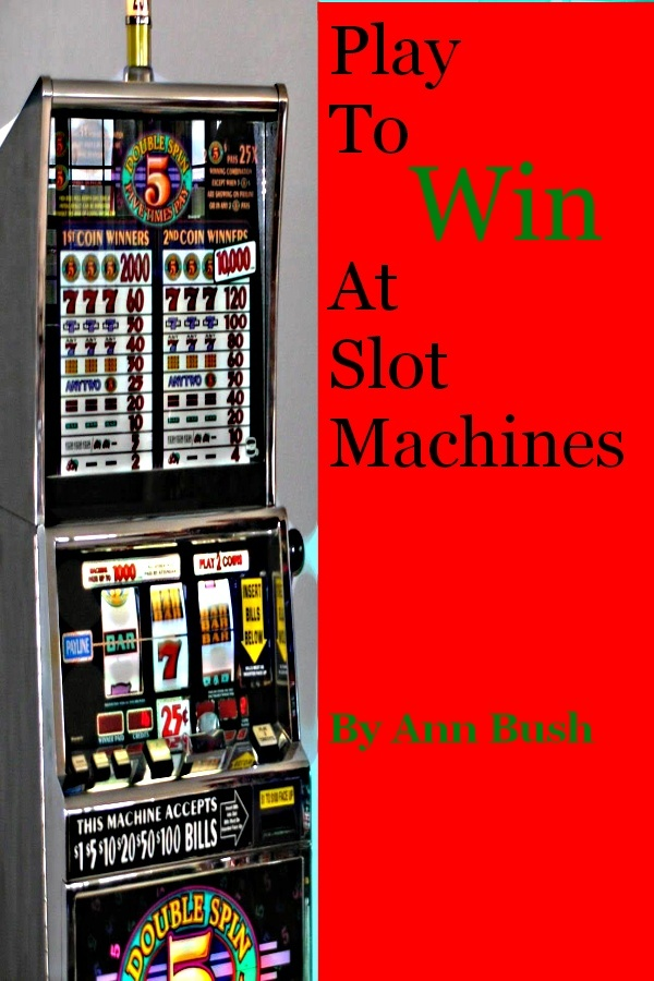 Play To Win At Slot Machines