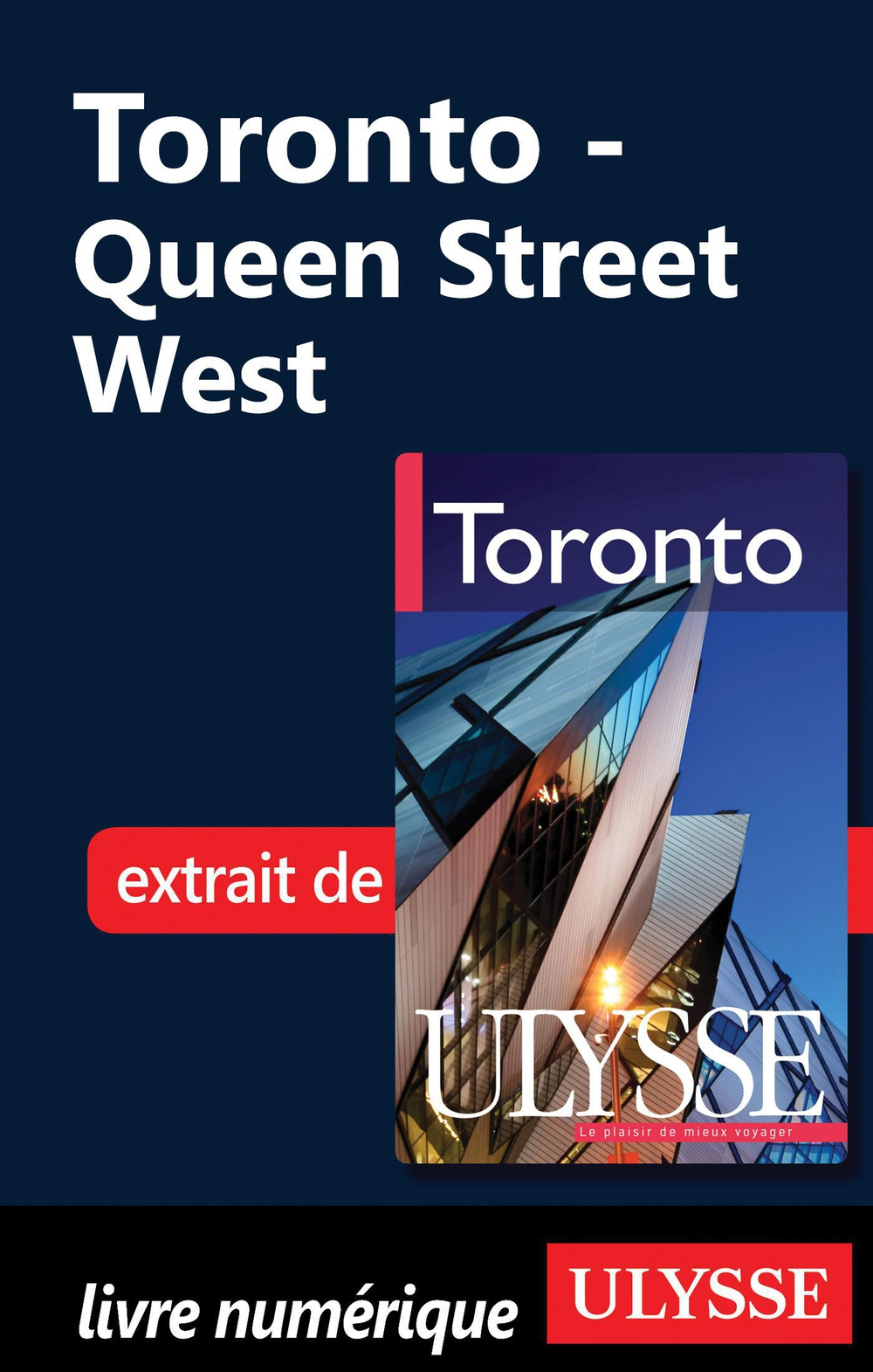 Toronto - Queen Street West By: Benoit Legault