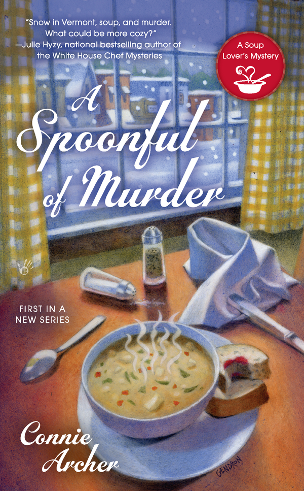 A Spoonful of Murder By: Connie Archer