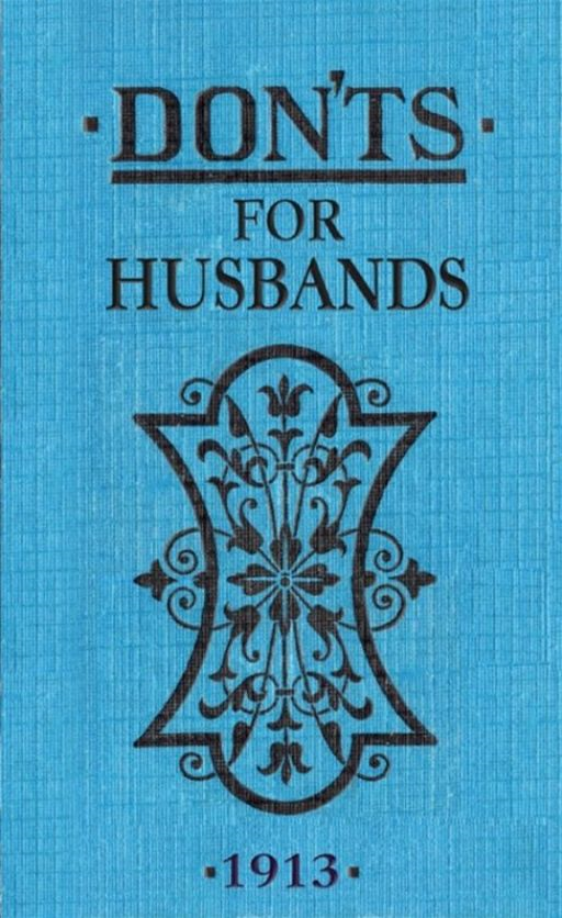 Don'ts For Husbands: Ebook ePub