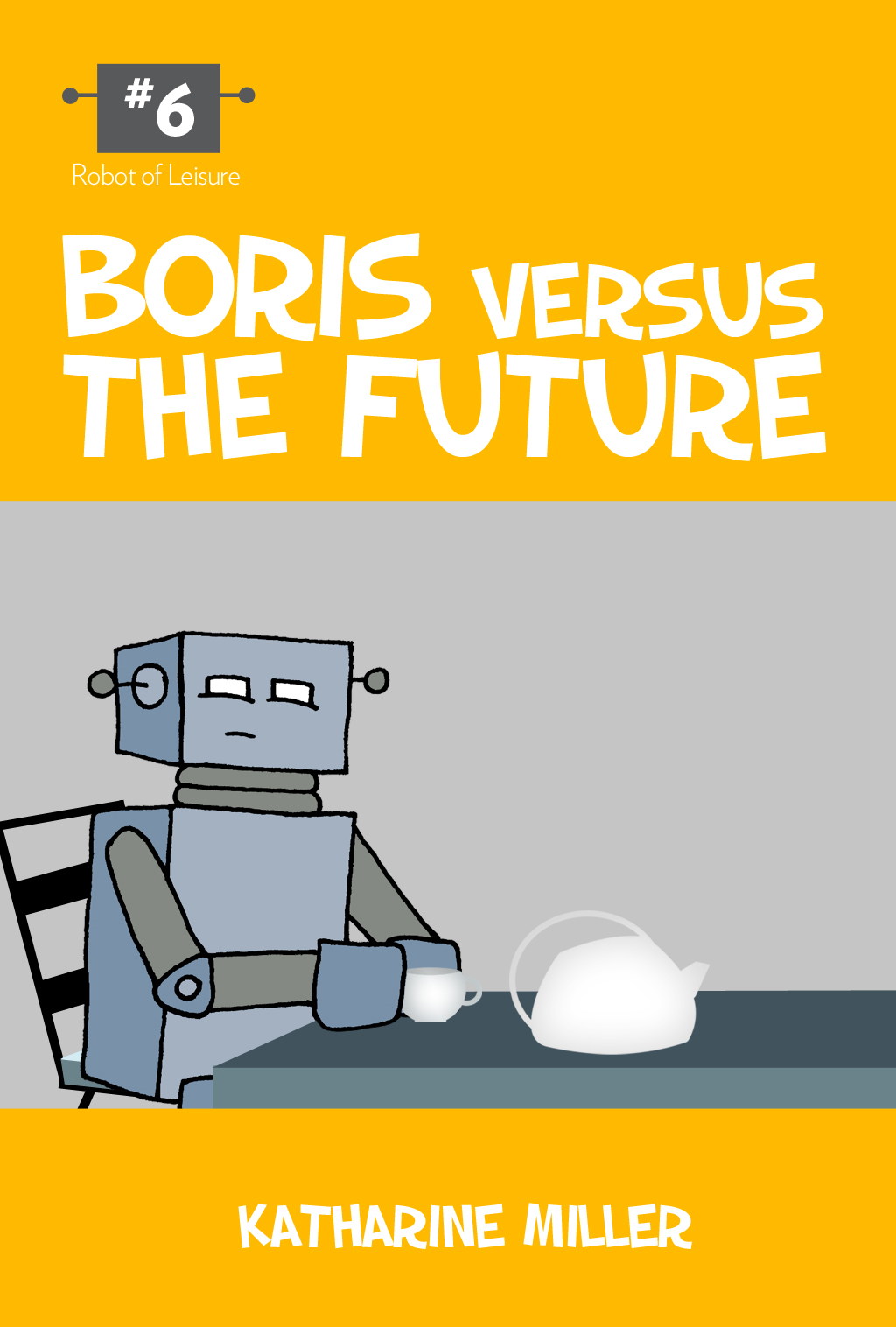 Boris Versus the Future