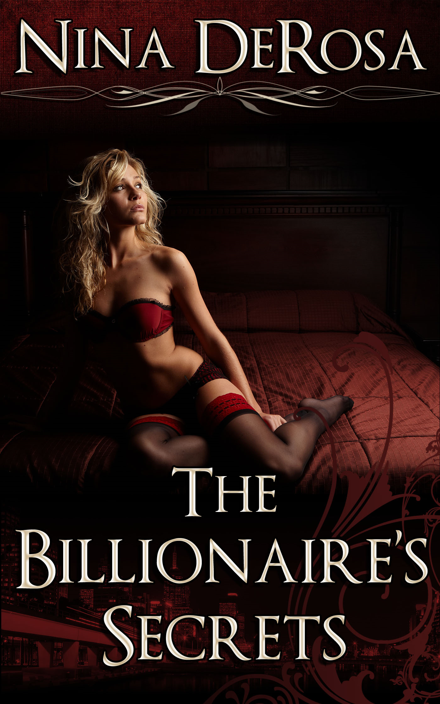 The Billionaire's Secrets (erotic romance, erotic thriller, billionaire romance, billionaire suspense, light bdsm)