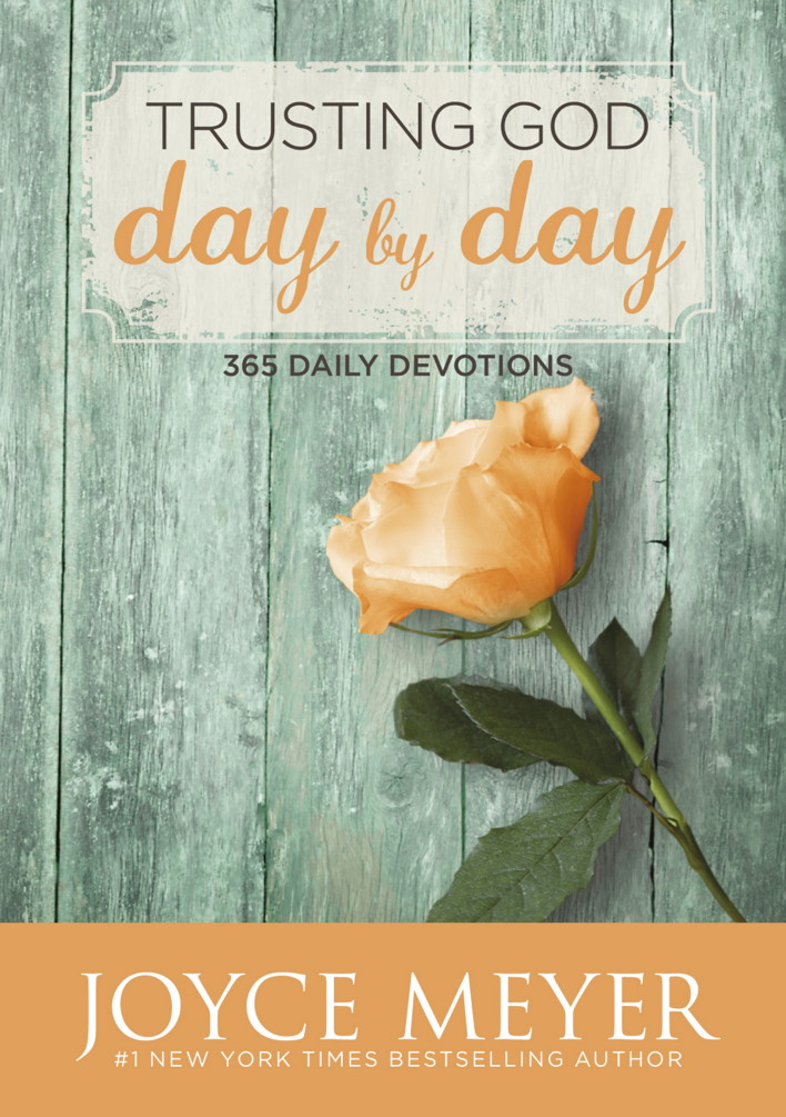 Trusting God Day by Day 365 Daily Devotions